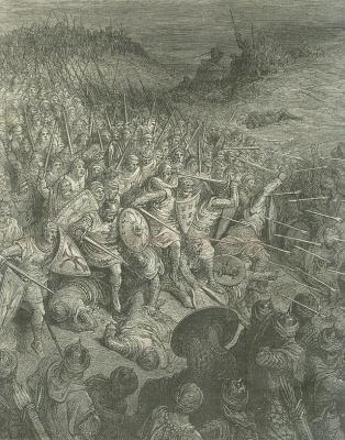 Bataille dorylee