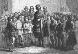 Charlemagne et ecole