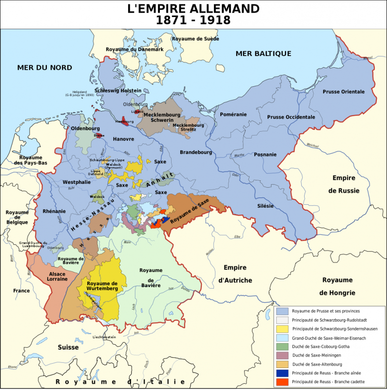 Empire allemand