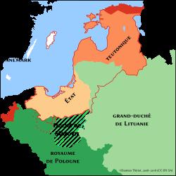 Etat teutonique