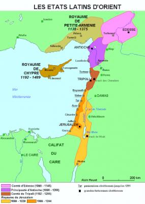 Etats latins d orient