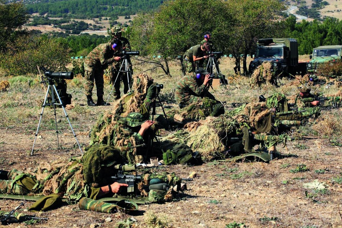 Forces speciales grecques