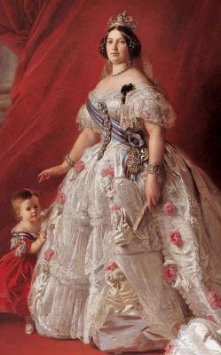 Marie christine et isabelle II