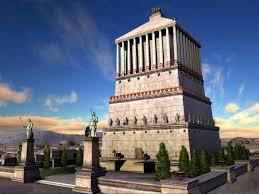 Mausolee halicarnasse