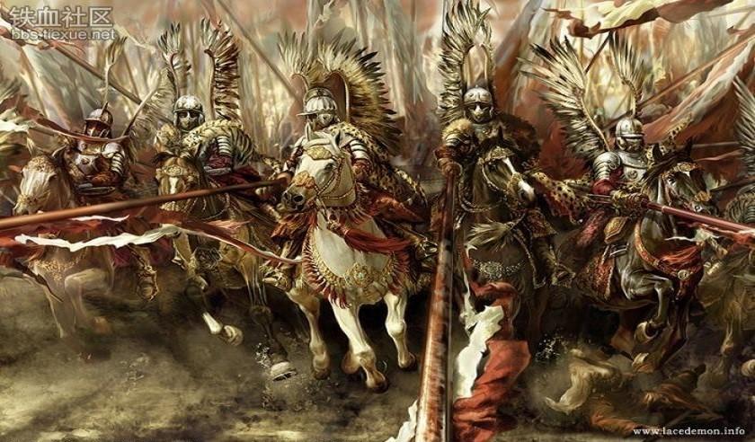 Hussars ailés polonais
