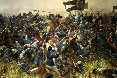 Bataille kouliovo