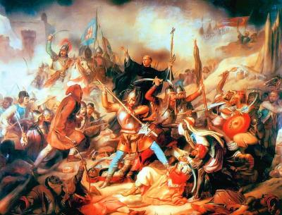 Bataille siege de belgrade