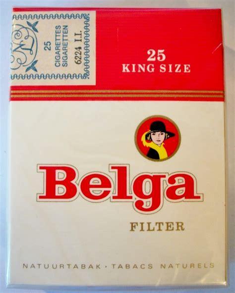 Belga cigarettes