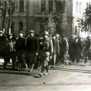 Bielorussie occupation 1941