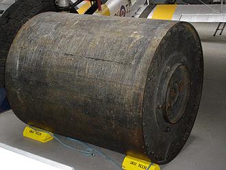 Bombe anti barrage