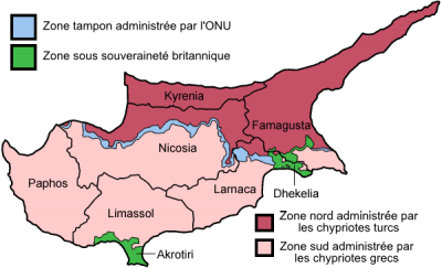 Chypre divisee 1