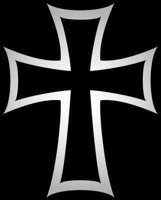 Croix teutonique