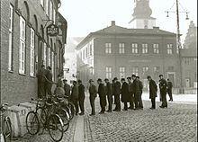 Danemark seconde guerre mondiale
