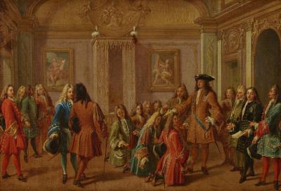 Decoration ordre de saint louis