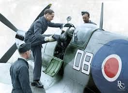 Douglas Bader pilote
