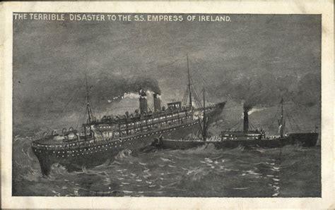 Naufrage de l empress of ireland