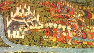 Siege de belgrade