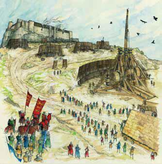 Siege medieval